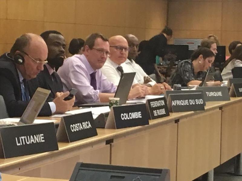 KOSGEB Daire Başkanı, OECD WPIEEP Başkan Yardımcılığı Görevine Seçildi