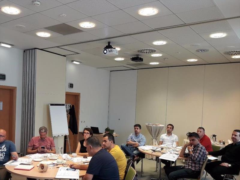 KOSGEB, Girişimcilik Eğitmenleri İçin Slovenya'da