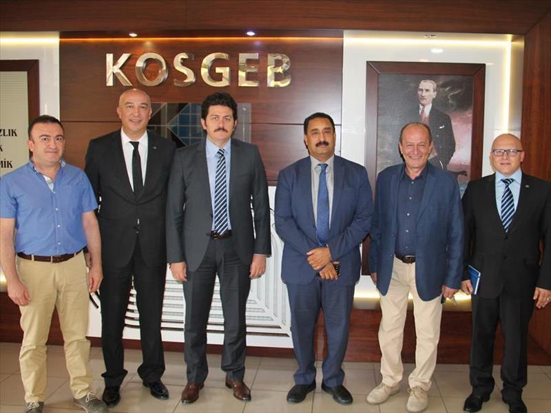 UNIDO - KOSGEB İş Birliği ile Bahreyn ve Türkiye  KOBİ'leri Arasında Yeni İmkanlar Oluşturuluyor