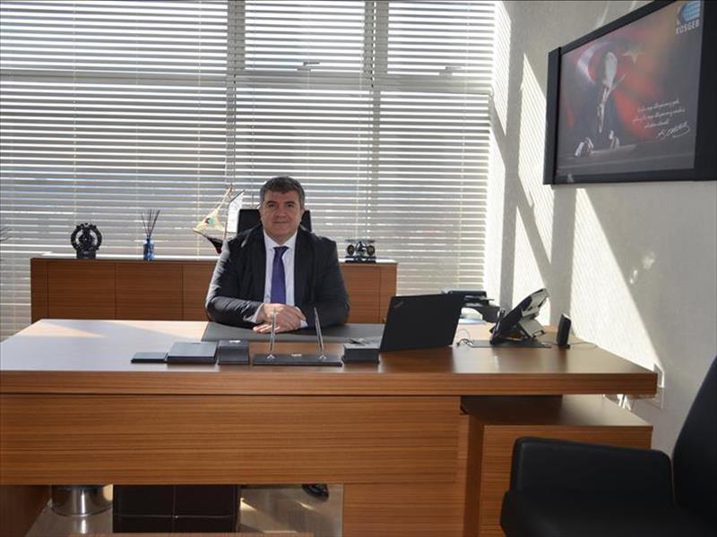S. Tuna Şahin, KOSGEB Başkan Yardımcılığına Getirildi