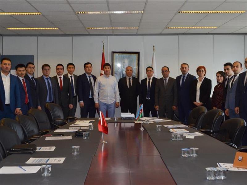 Türk Konseyi Tecrübe Paylaşım Programı'nda Türk KOBİ'leri ve KOSGEB Destek Modelleri Görüşüldü