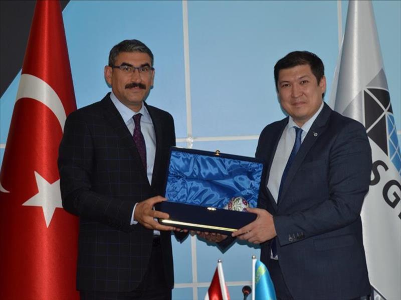 Kazakistan İş Birliğini Arttırmak İstiyor