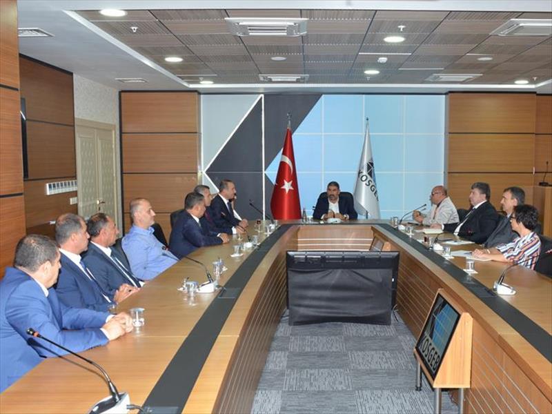Ankara Mobilyacıları İçin ANKAMOB - KOSGEB İş Birliği
