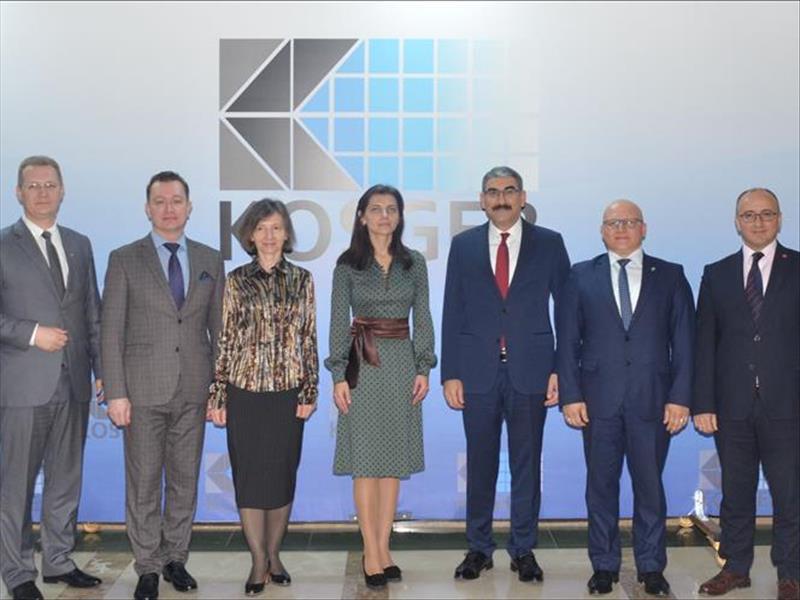Belarus, KOSGEB'in Tecrübesinden Faydalanacak