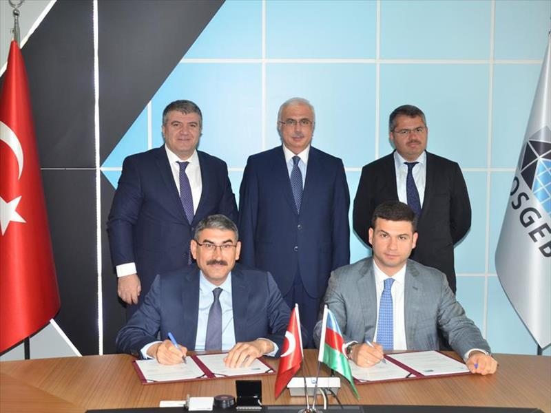 Türk KOBİ'leri Azerbaycan Yolcusu