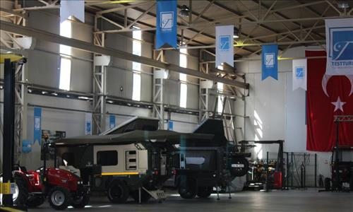 Yerli Otomobil İçin Yüzde 100 Yerli Test Merkezi