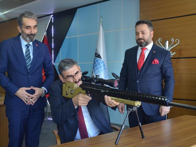 KOSGEB Destekli Keskin Nişancı Tüfeği