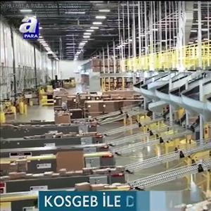 KOSGEB ile DEİK'ten KOBİ'ere İhracat Desteği